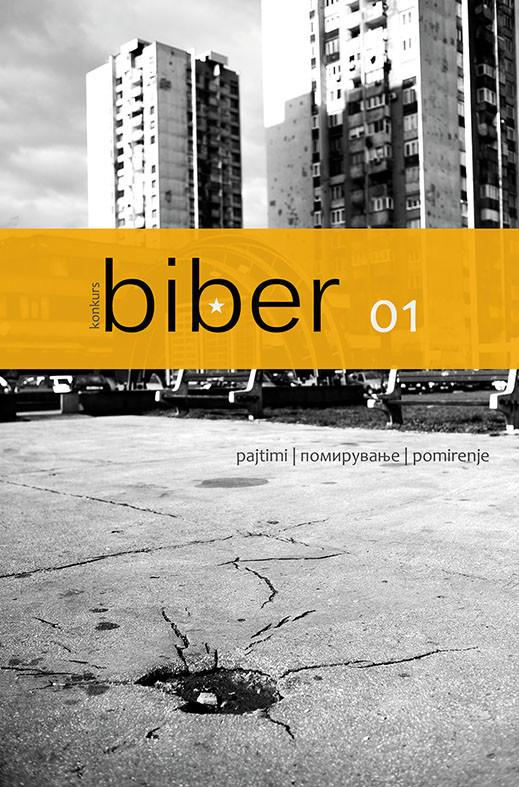 Biber 01 cover